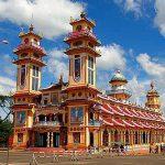 Private tour Cao Dai Temple & Cu Chi