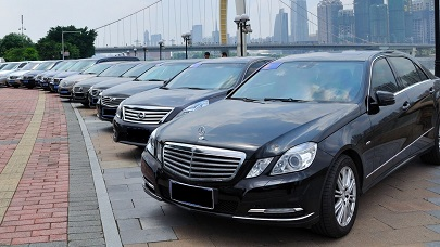 car rental for business