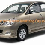 Car rental from Nhatrang to Hoian